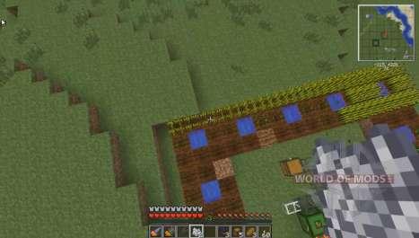 Forestier pour Minecraft