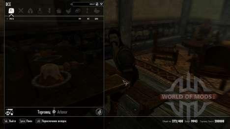 Die reichen Händler für Skyrim zweiten Screenshot
