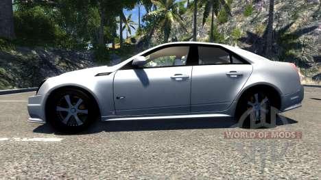 Cadillac CTS-V für BeamNG Drive