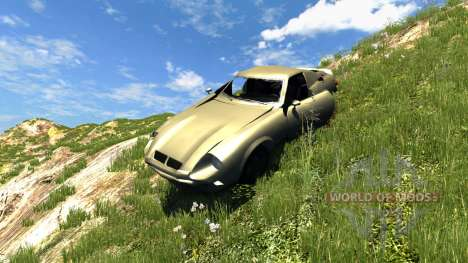 Lancea für BeamNG Drive