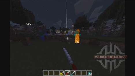 Erstellen Sie Ihr Schwert für Minecraft