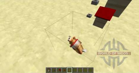 De nouvelles décorations pour Minecraft