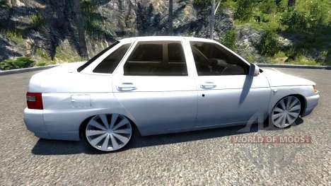 VAZ-2110 110 Bogdan für BeamNG Drive