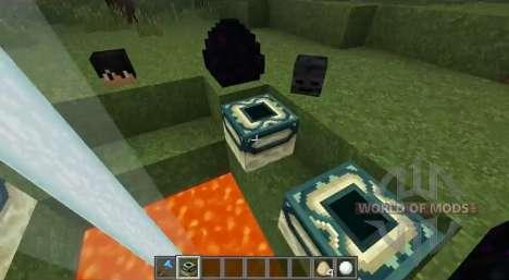 Portal region jetzt in Handarbeit für Minecraft