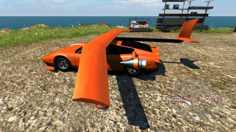 DSC FT40 Rocket pour BeamNG Drive