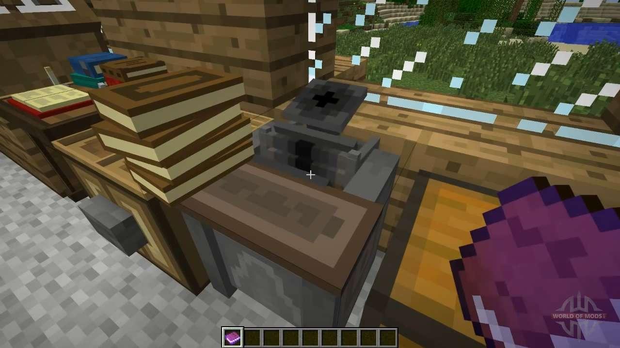 Bücherregale Minecraft bücherregale für minecraft