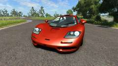 McLaren F1 1994 pour BeamNG Drive