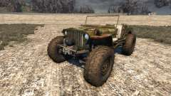 Hell Jeep für BeamNG Drive