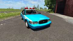 Ford Crown Victoria NYPD pour BeamNG Drive
