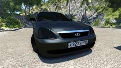 Lada Priora pour BeamNG Drive