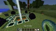 Portail de la région de maintenant, conçu à l' pour Minecraft