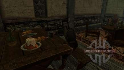 Le riche marchand pour Skyrim