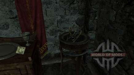 Gezahnten Krone für Skyrim