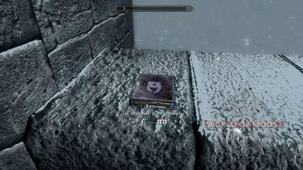 Le secret du nécromancien pour Skyrim
