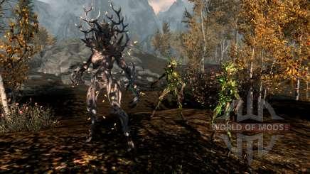 Die Magie von spriggan für Skyrim