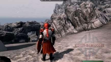Les armes et armures de dragon, Chevalier de dota 2 pour Skyrim