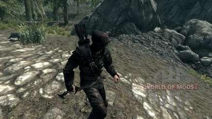 Grand voleur pour Skyrim