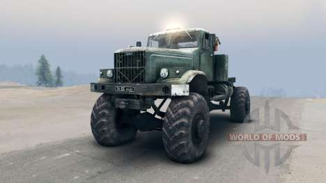 KRAZ-255B für Spin Tires
