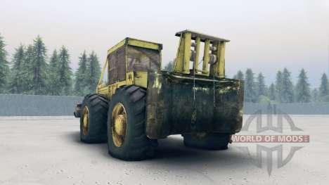 Skidder LKT 81 Turbo (Skidder) pour Spin Tires