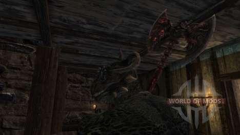 Garan-Gee pour le troisième écran Skyrim