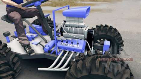 ATV-v3 für Spin Tires