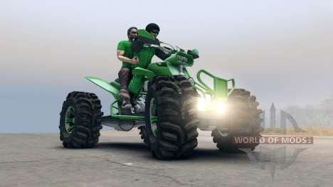 ATV-v2 für Spin Tires