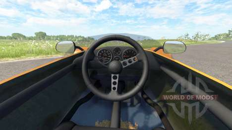 DSC Bora 2014 Orange pour BeamNG Drive