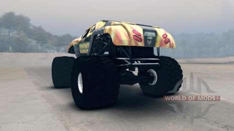 Maximum Destruction für Spin Tires