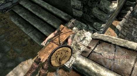 Bogen Lähmung für Skyrim zweiten Screenshot