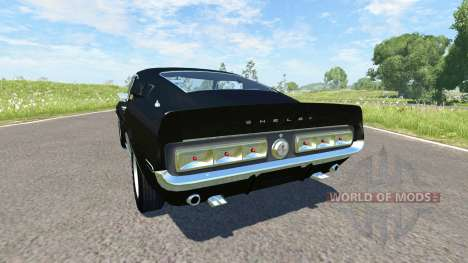 Ford Mustang Shelby Eleanor 1967 für BeamNG Drive