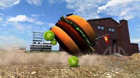 DSC Patty Wagon pour BeamNG Drive