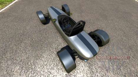 DSC Bora 2014 Silver für BeamNG Drive