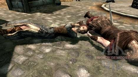 Bogen Lähmung für das dritte Skyrim-Screenshot