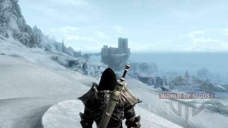 Le port de parchemins pour Skyrim