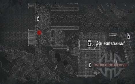 Kleidung und Waffen von Lara Croft für Skyrim fünften Screenshot