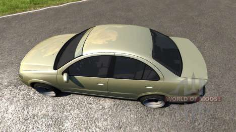 Nissan Almera Classic pour BeamNG Drive