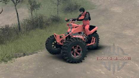 Tricycle pour Spin Tires