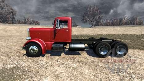 Gavril Truck für BeamNG Drive
