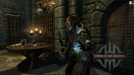 Rufen Sie Miraca für das vierte Skyrim-Screenshot
