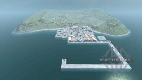 La Localisation Industrielle- pour BeamNG Drive