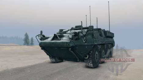Stryker pour Spin Tires