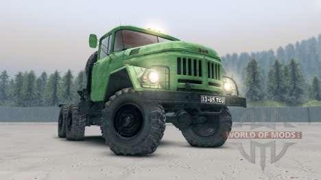 ZIL-V für Spin Tires