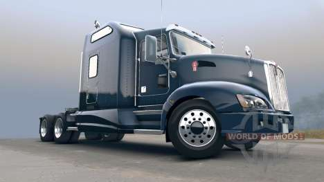 Kenworth T660 pour Spin Tires
