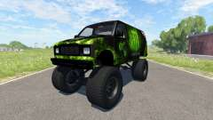 Gavril H-Series Monster für BeamNG Drive