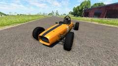 DSC Bora 2014 Orange für BeamNG Drive