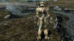 Les armures et les armes de la mode-Cadeaux De Kynareth pour Skyrim