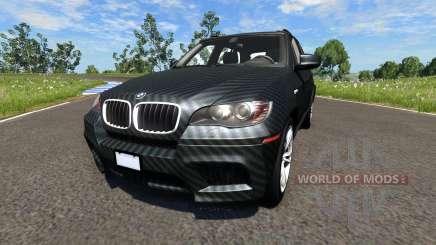 BMW X5M Carbon pour BeamNG Drive