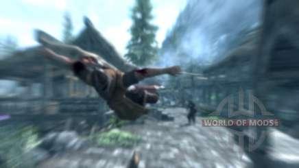 Mace werfen für Skyrim