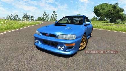 Subaru Impreza 22B 1998 pour BeamNG Drive