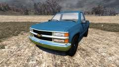 Chevrolet Silverado 1500 1994 pour BeamNG Drive